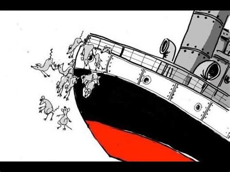 Rats From A Sinking Ship by More Federal Reserve Rats Jumping Ship Before The Ship