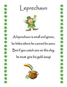 poem from a leprechaun shamrock acrostic poem poem them 1000 images about st patty s crafts on pinterest