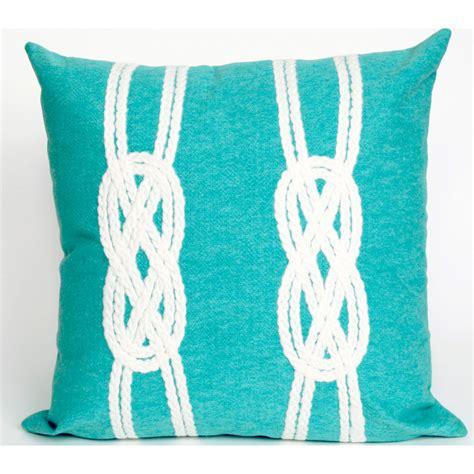 Indoor Outdoor Pillows by Knot Indoor Outdoor Pillow
