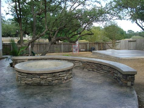 Small Fire Pit For Patios Flagstone Patio Design Ideas Easter Construction Our