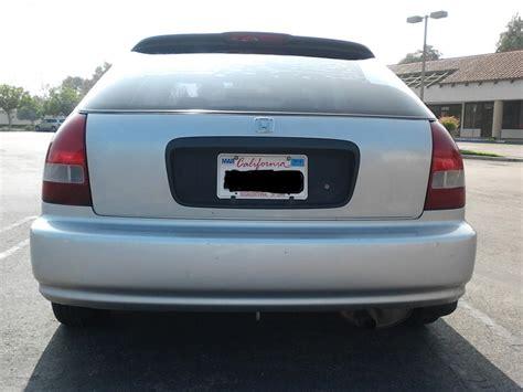 1999 honda civic hatchback for sale ca 1999 honda civic hatchback cx for sale honda tech