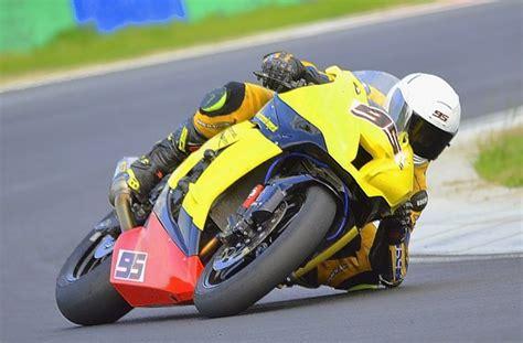 Motorrad Meyer Racing Team by Motorrad Sport Julian Mayer Feiert Ioem