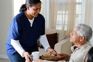 live in caregiver services for elderly