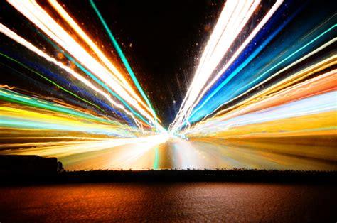 light speed cityscape photos the world through