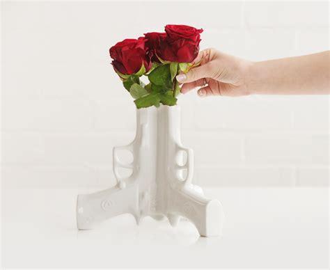 Vase Wholesale Uk 3guns Vase Ceramic Flower Vase Inspired By Peace