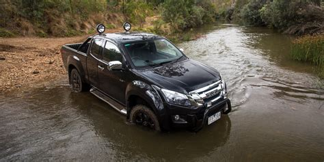 isuzu dmax lifted 2016 isuzu d max ls u space cab review term report