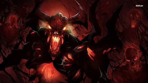 wallpaper dota 2 nevermore nevermore the shadow fiend dota 2 wallpaper