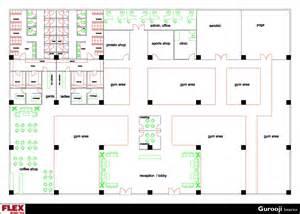 gym layout plan gurooji design rak gym