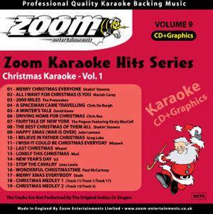 karaoke korner zoom karaoke hits vol
