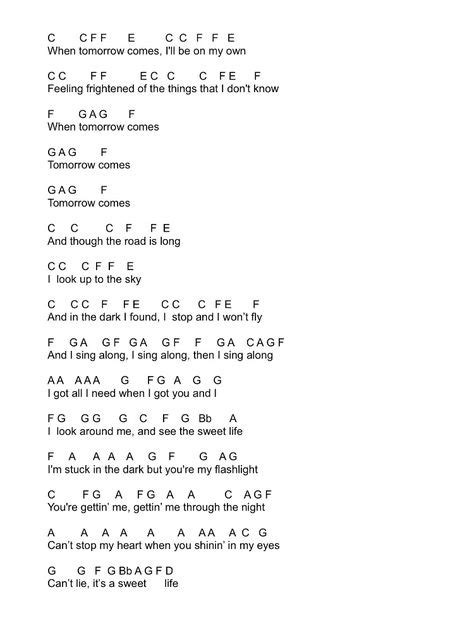 Flashlight by Jessie J (from Pitch Perfect 2) Flute Sheet