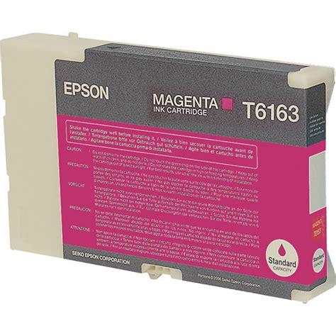 Fast Print Cartridge Mciss Epson B300 Kosongan 1 Set epson magenta ink cartridge for b 510dn printer t616300 b h
