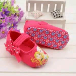 Baby Prewalker Flower Knit Sepatu Bayi Perempuan sepatu prewalker lucu toko bunda