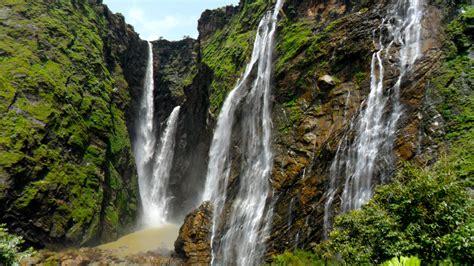 jog waterfall  india hd wallpapers