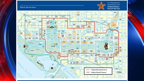 printable dc united schedule guide to inauguration day 2017 road closures metro