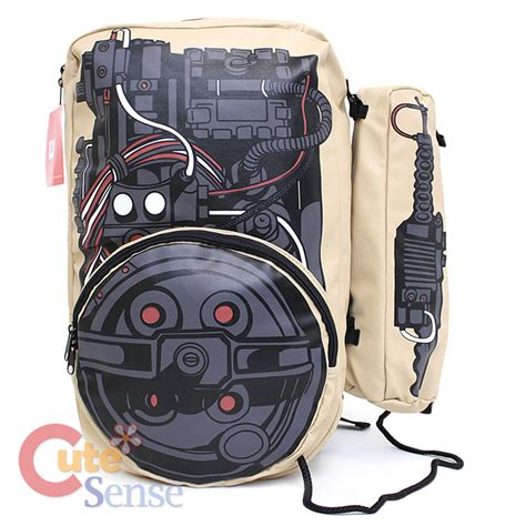 Proton Pack Backpack by Ghostbusters Proton Pack Backpack 18 Quot Faux Leather