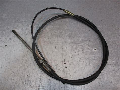 boat steering cable price ssc6209 teleflex rotary boat steering cable 9 ebay