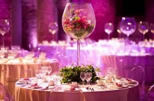 Glass Vase Pebbles Wine Glass Centerpieces Rooted In Love