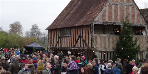 christmas market 24 26 november weald and downland