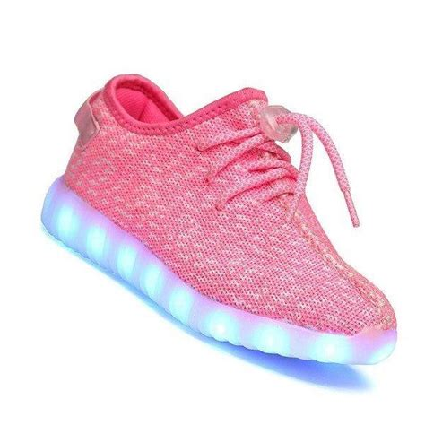 yz led light up shoes for pink lighting shoes