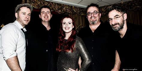 soul contemporary wedding band south east photo of