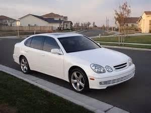 99 lexus gs300 white