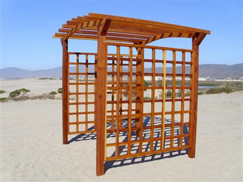 Garden Arbor Kits For Sale by Arched Arbor Kit For Sale Custom Made Forever Redwood