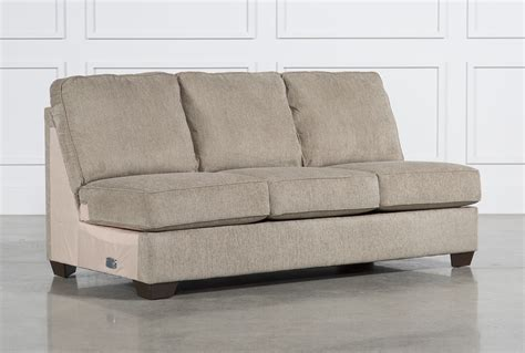 armless settee sofa sofa best armless sofa furniture modern armless sofa