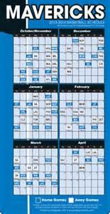 dallas mavericks home schedule professional basketball team schedules
