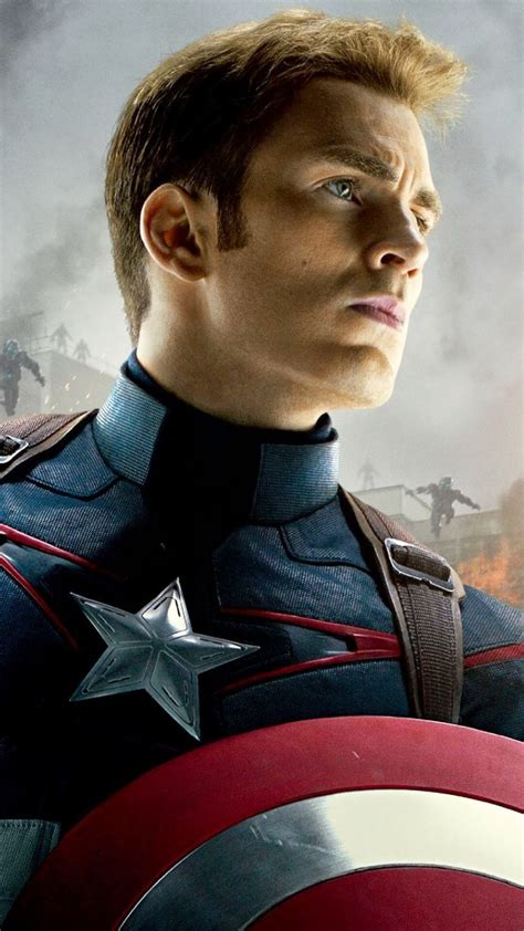 captain america wallpaper mobile9 download captain america avengers age of ultron 1080 x
