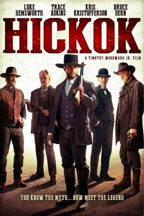 bertrand xavier corbi hickok movie information