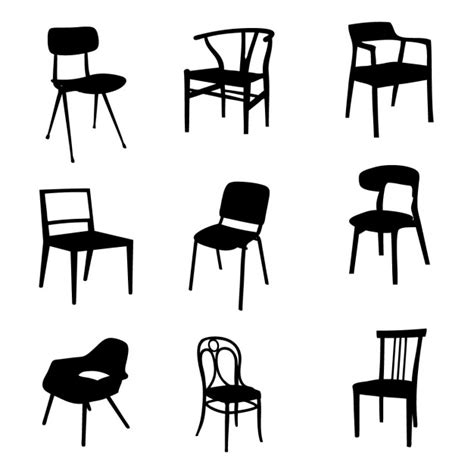chair side view vector chair vectors photos and psd files free