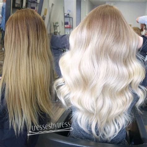 platinum blonde ombre hair 195 best hair color images on pinterest hair colors