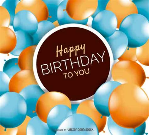 birthday card balloon template birthday card template 15 free editable files to