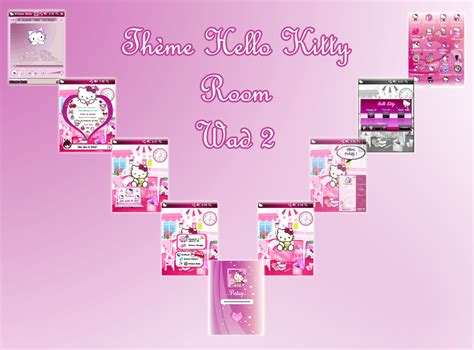 hello kitty themes uptodown theme hello kitty room for pda by ladypinkilicious on