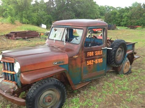 Jeep Truck 1960 1960 4x4 Jeep Truck Looks In Worse Shape Than The One My