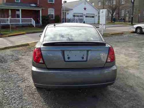 2007 saturn ion level 3 find used 2007 saturn ion coupe level 3 only 57000