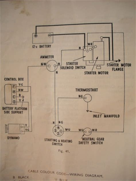 wiring diagram for massey ferguson 230 the wiring