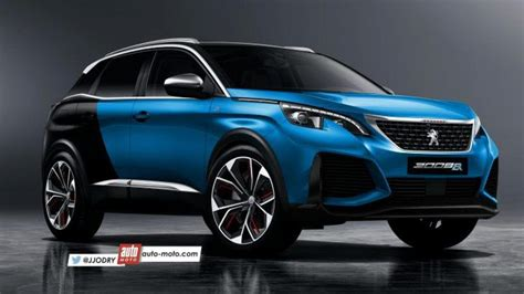 Peugeot Bis 2019 by Peugeot 3008 2019 Seonegativo