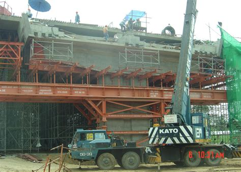 pier head construction bridge builder alpi sea