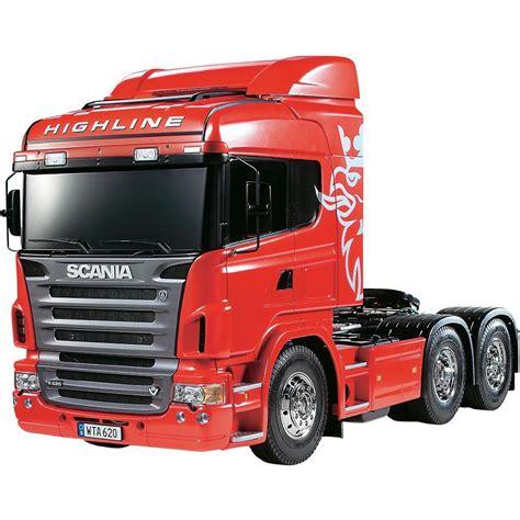 56323 tamiya scania r620 highline r c truck kit