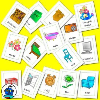 libro snap cards in spanish 17 best images about spanish flash cards and clip art on spanish triangles and back