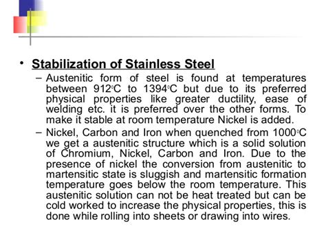 state of nickel at room temperature metallurgy and archwires