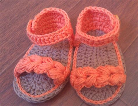 Slipper 3288 B3 Sandalias De Verano Para Beb 233 A Crochet Parte 2 Cat