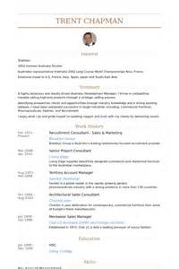 Advertising Consultant Sle Resume by Personalberater Cv Beispiel Visualcv Lebenslauf Muster Datenbank
