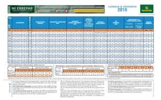 vencimientos declaraciones de renta 2016 errepar calendario de vencimientos 2016 new style for
