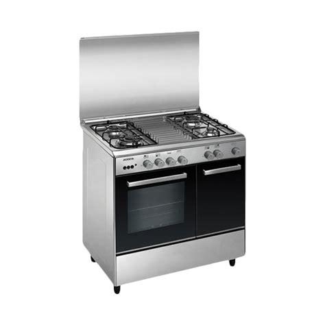 jual modena fc 5941 kompor oven freestanding 4 tungku