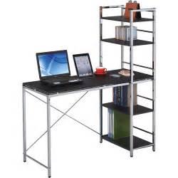Student Desks At Walmart by Elvis Student Computer Desk Black And Chrome Walmart Com