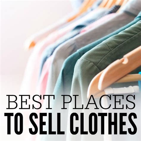 best places to sell clothes for coupon closet