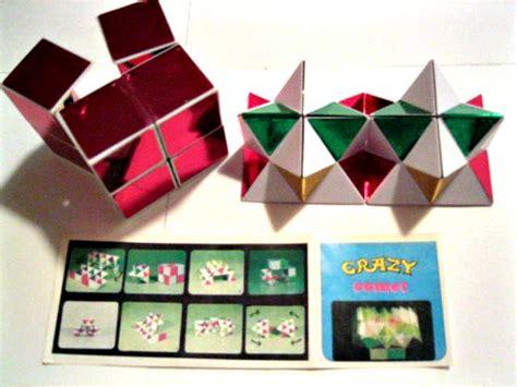 Folding Paper Puzzle - folding