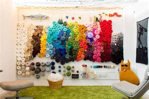 The world?s best yarn storage idea   KNITS FOR LIFE